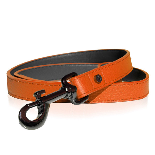 Milk&Pepper- Guinzaglio Retriever Lasso 135cmDandy Orange