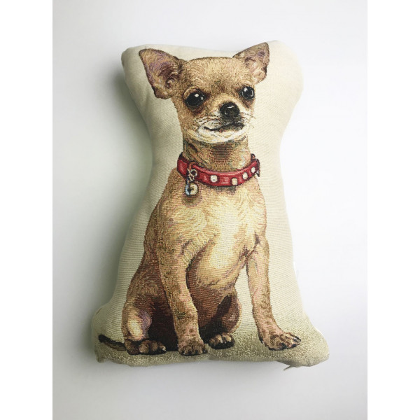 Doorstop - Chihuahua - Made in Italy - 30x8X40h cm