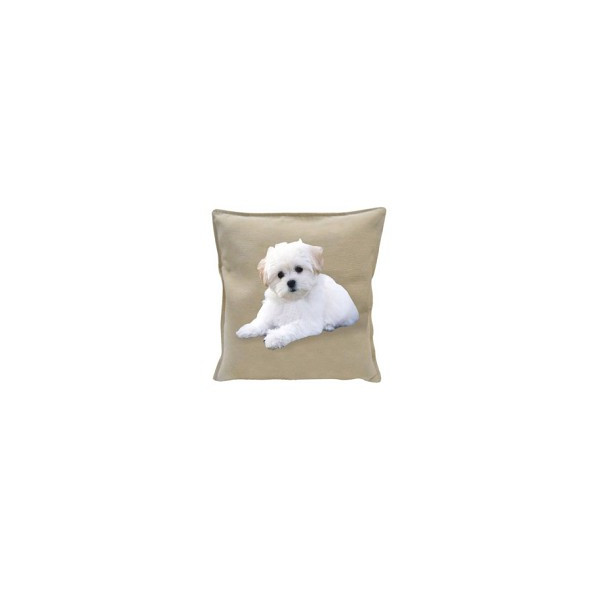 Cushion 40x40cm - Poodle - Made in Italy