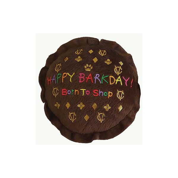 Dog Diggin - Gioco per Cani - Chewy Vuiton Barkday Cake Large
