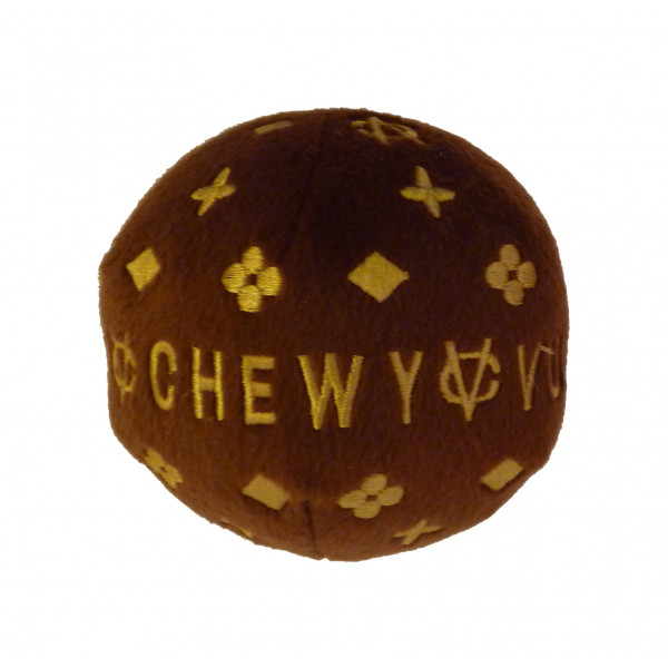 Dog Diggin - Toy for Dogs - Chewy Vuiton Ball Small