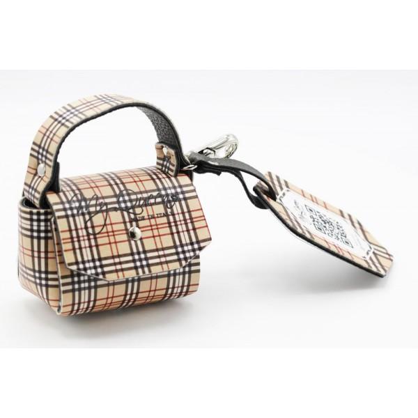 MQ- Mini Bag - Ecopelle Stampata - Lnd. Brand-