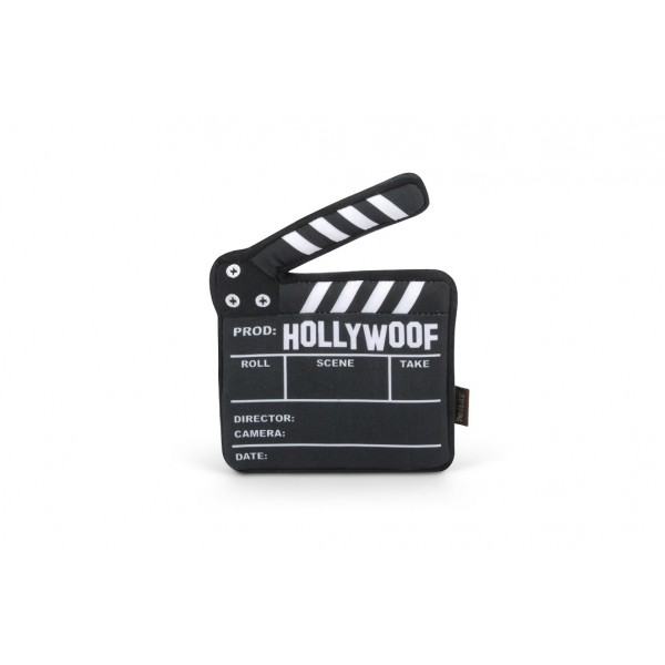 PLAY- Hollywoof - Ciak - Giocattolo per cani -