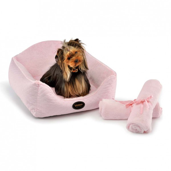 BZ- Dolce Vita Pink Bed 50x50cm