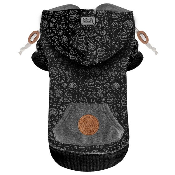 Milk & Pepper- Mongo Printed Sweatshirt
