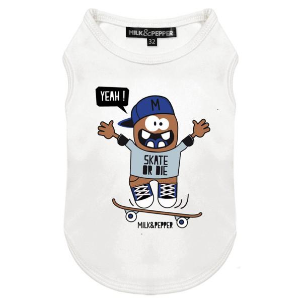 Milk & Pepper - Skater - Tshirt-
