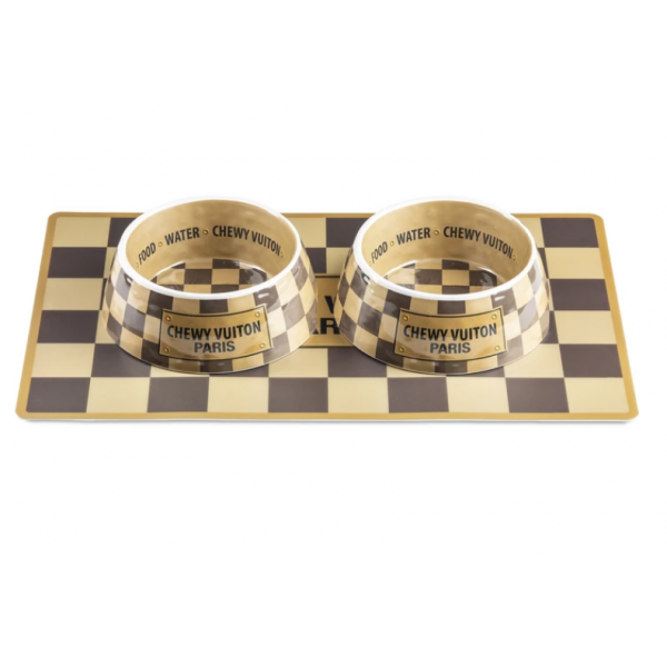 HDD- Classic Chewy Vu - Placemats