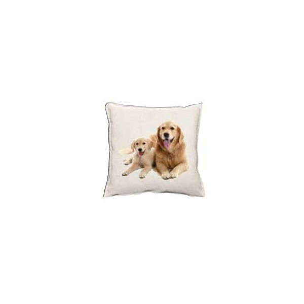 Cushion Lining 40x40cm - Labrador - Made in Italy