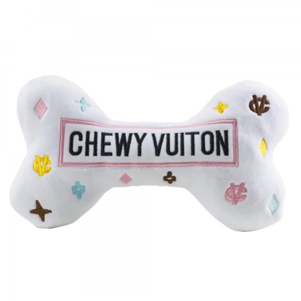 HDD- White Chewy Vu Bone Small