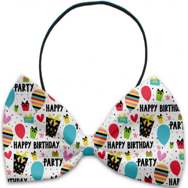 MR - Happy Birthday Bow Tie