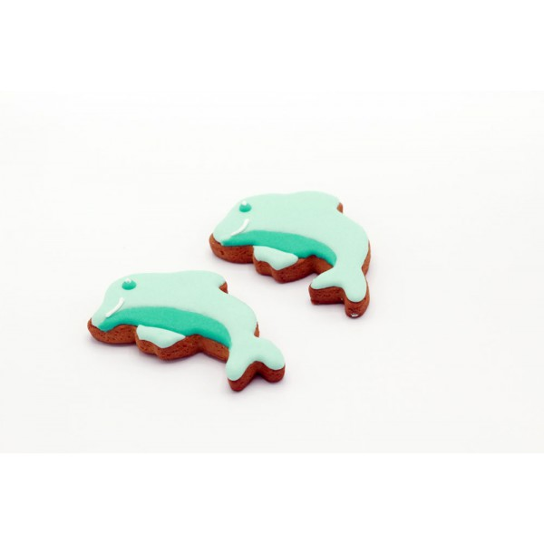Dolci Impronte® - Dolphin - 2 Pieces Pack - 72gr