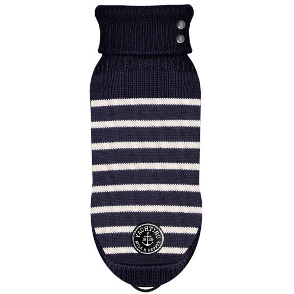 Milk & Pepper - Gwendal - Striped Sweater - Yacht Club