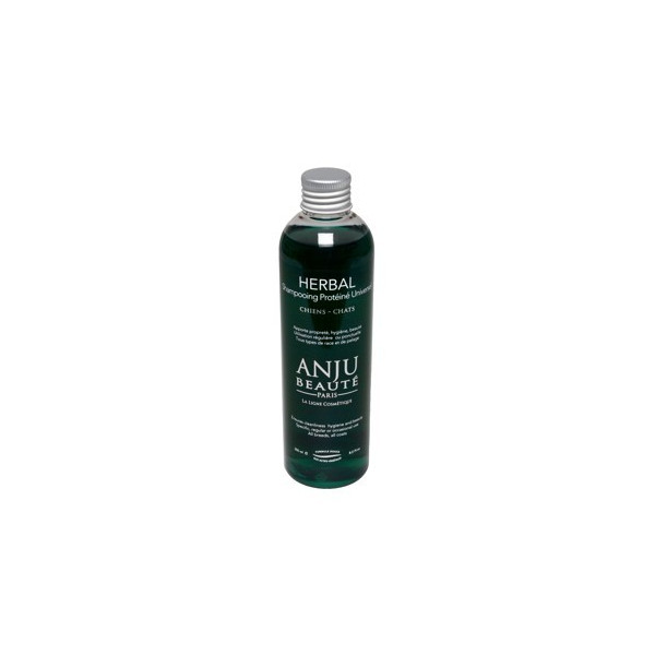 shampoo HERBAL con principi attivi di origine vegetale 250 ml